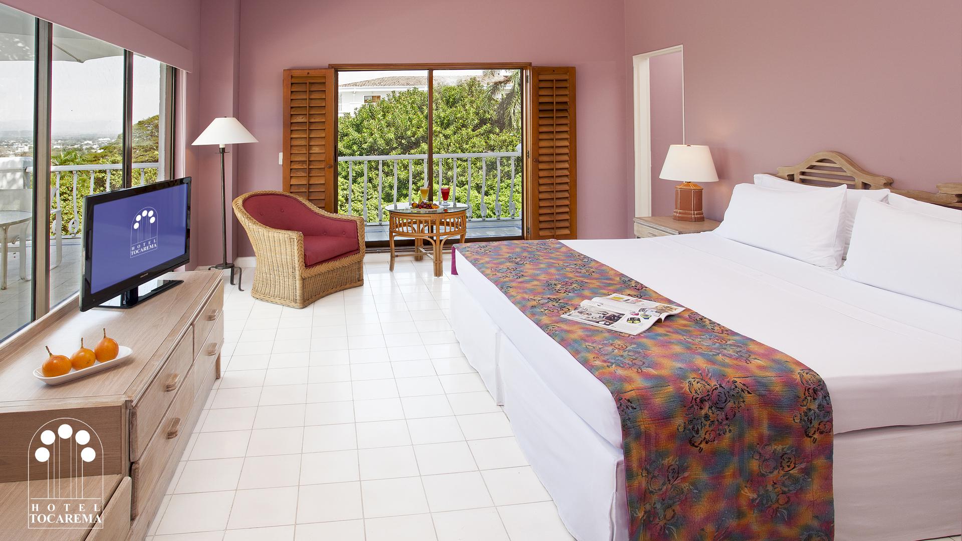 Habitaciones-Confortables-Hotel-Tocarema