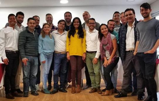 AIESEC en Colombia siempre presente en los espacios de Alumni