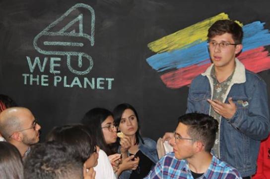 El nuevo movimiento de liderazgo ambiental de AIESEC y WWF