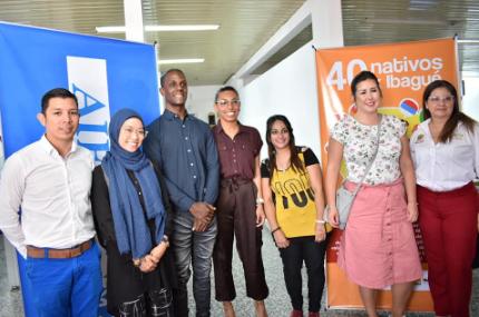 Colegios públicos de Ibagué están siendo beneficiados con proyectos de educación de AIESEC