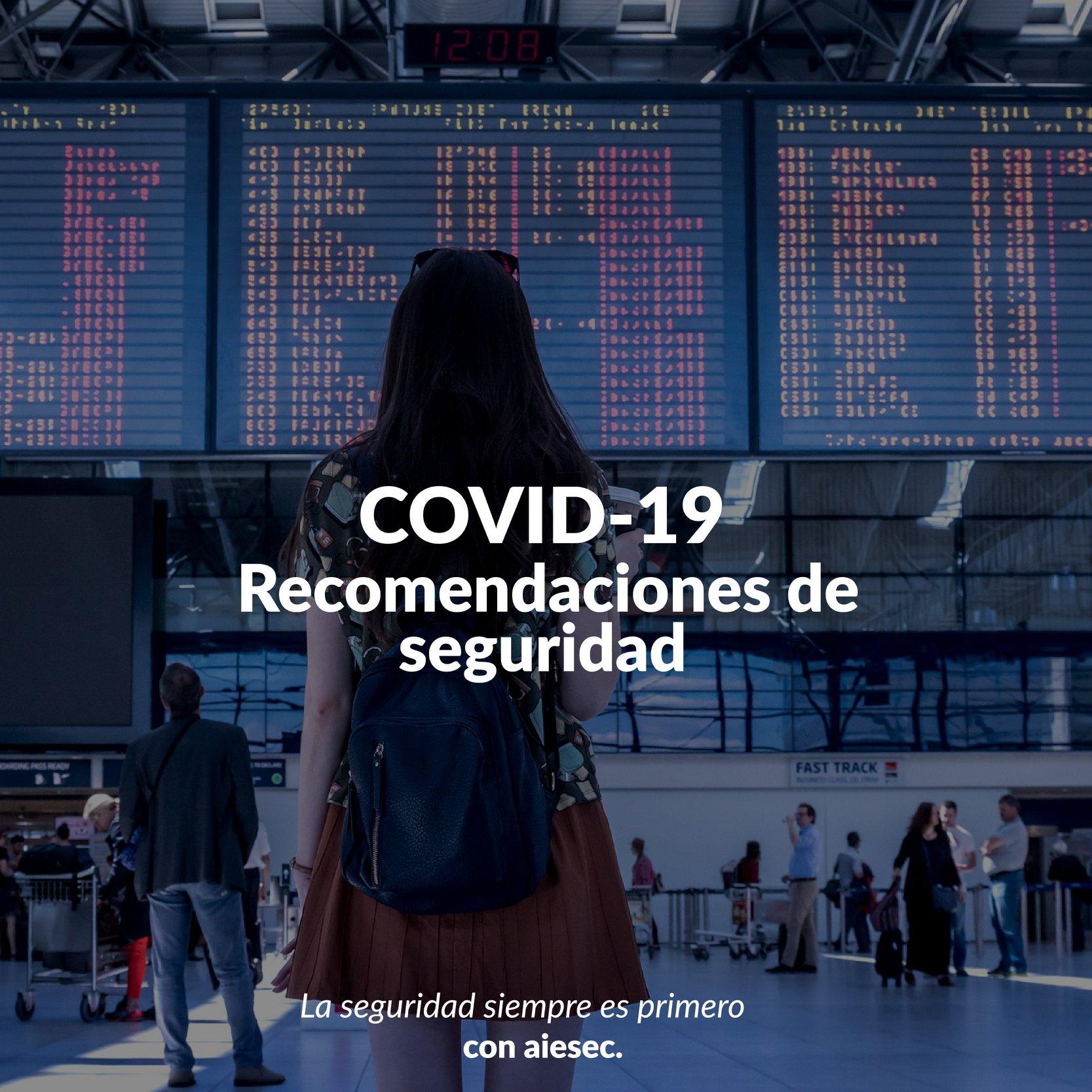 COVID-19-Recomendaciones