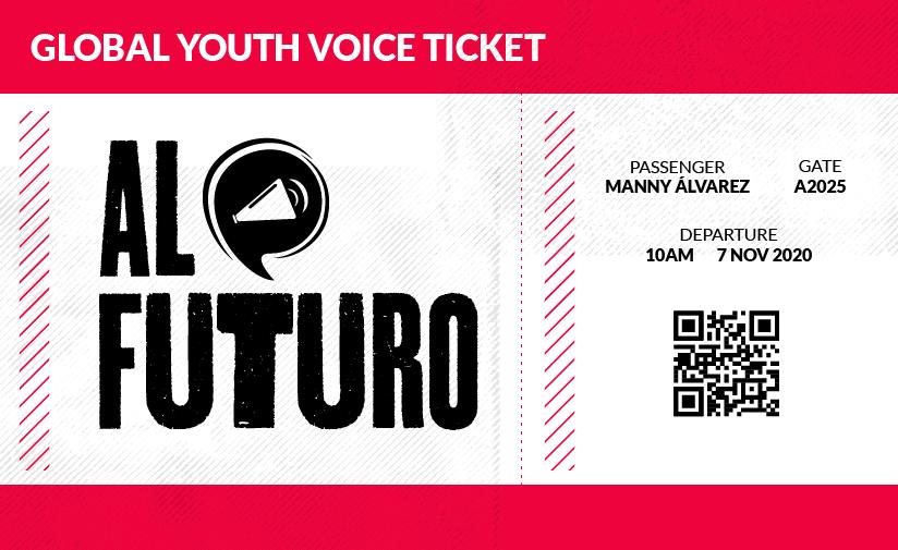 Youth Speak Ticket